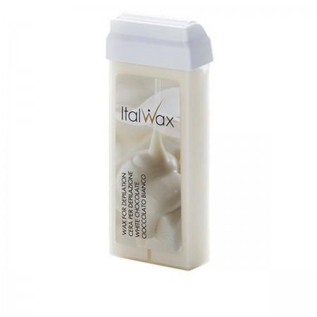 Воск в кассете ItalWax белый шоколад 100 мл