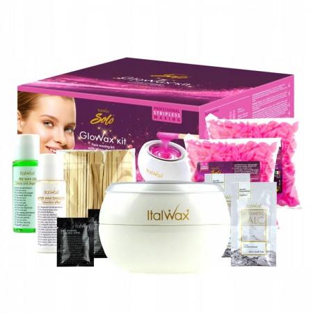 Набор ItalWax GloWax kit Solo для депиляции лица