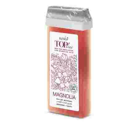 Воск в кассете ItalWax Top Line Magnolia 100 мл