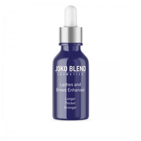 Масло для ресниц и бровей Joko Blend Lashes&Brows Enhanser 10 мл