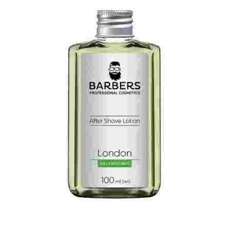 Лосьон Barbers успокаивающий после бритья London 100 мл