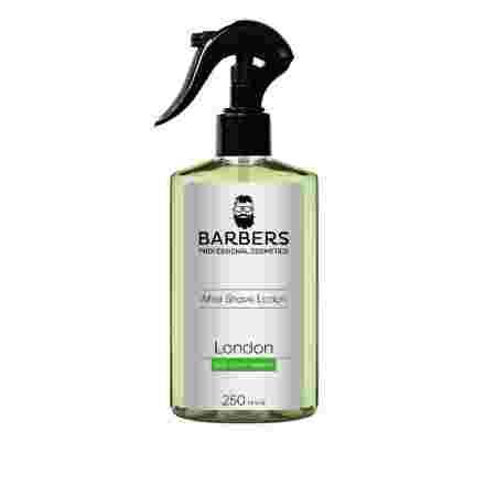 Лосьон Barbers успокаивающий после бритья London 250 мл