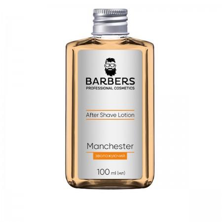 Лосьон Barbers увлажняющий после бритья Manchester 100 мл