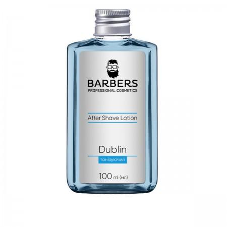 Лосьон Barbers тонизирующий после бритья Dublin 100 мл