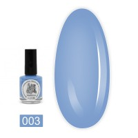 Краска для стемпинга  EL CORAZON - KALEIDOSCOPE 15 мл (03 blue)