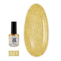 Краска для стемпинга  EL CORAZON - KALEIDOSCOPE 15 мл (21 gold)