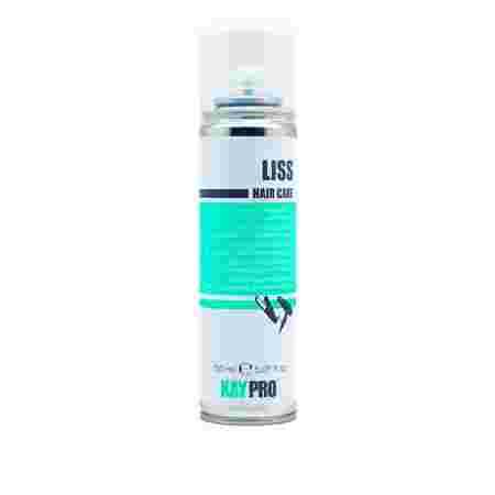 Спрей KayPro Liss термозащитный для укладки волос утюжком и феном 150 мл