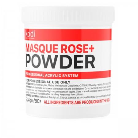 Пудра акриловая KODI Masque Rose+ 224 г