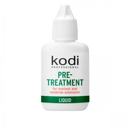 Обезжириватель для ресниц KODI Pre-treatment 15 г