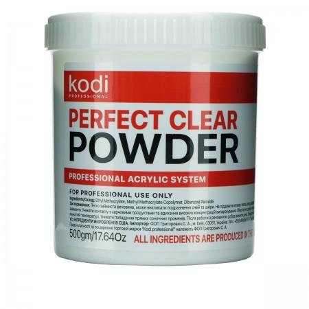 Пудра акриловая KODI Perfect Clear 500 г