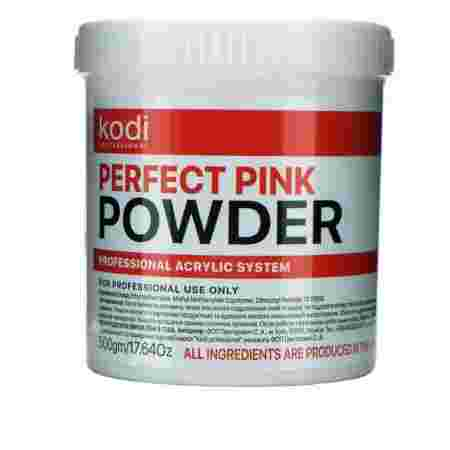Пудра акриловая KODI Perfect Pink 500 г
