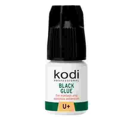 Клей для ресниц KODI U+ Black 3 г