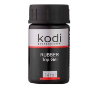 Топ для гель-лака KODI Rubber Top Gel 14 мл
