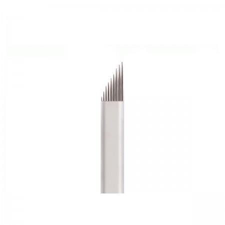 Насадка металлическая для нанесения перманентного макияжа KODI 09