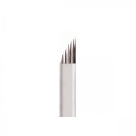 Насадка металлическая для нанесения перманентного макияжа KODI 11