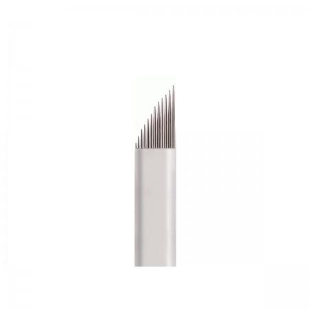 Насадка металлическая для нанесения перманентного макияжа KODI 12
