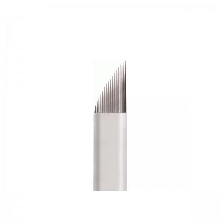 Насадка металлическая для нанесения перманентного макияжа KODI 17