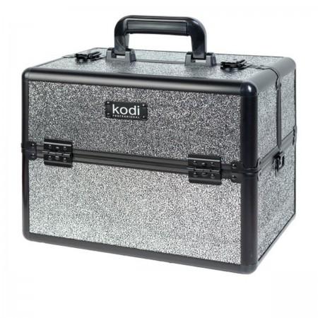 Кейс KODI №42 (Dark silver opal) 270х340х230 мм