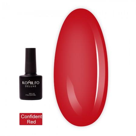 База KOMILFO Color Base 8 мл (Confident Red)