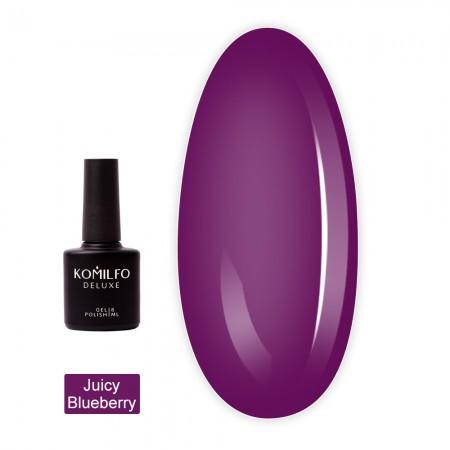 База KOMILFO Color Base 8 мл (Juicy Blueberry)