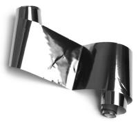 Фольга для литья KOMILFO (Темное серебро-глянцевая)