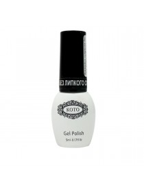 Top Coat No Wipe KOTO, 14 мл