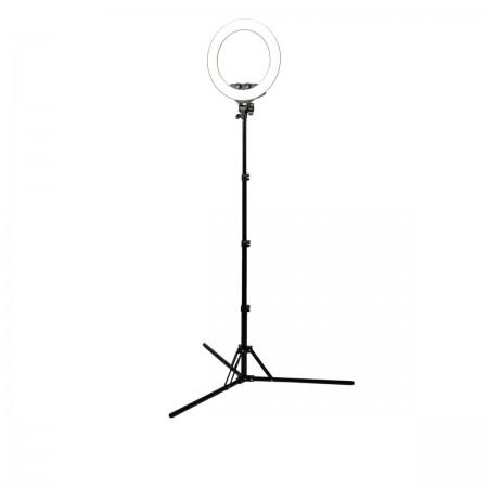 Лампа кольцевая Bucos BCS-F228 диаметр 36 см 40 Вт
