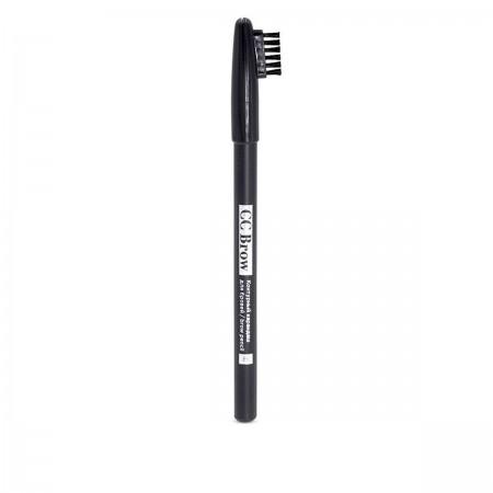 Карандаш контурный Lucas Brow Pencil (02 серо-коричневый)