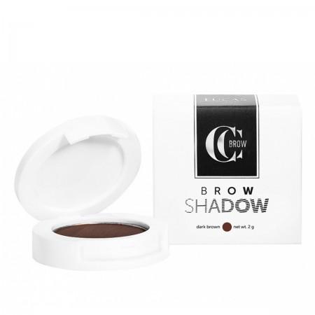 Тени для бровей Lucas Brow Shadow (Dark Brown)