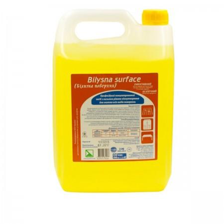 Жидкость Lysoform для мытья Белизна Поверхность, 5 л