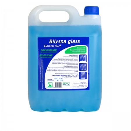 Жидкость Lysoform для мытья стекол Белизна Стекло, 5 л