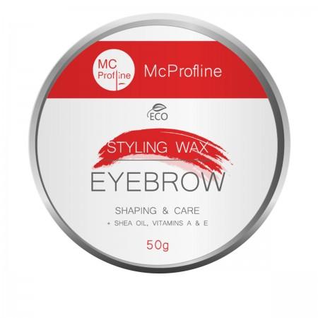 Воск для бровей McProfline STYLING WAX 50 г