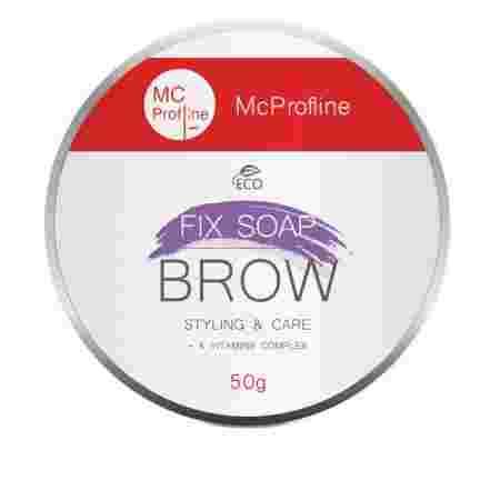 Мыло для бровей McProfline FIX SOAP 50 г