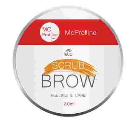 Скраб для бровей McProfline SCRUB 80 г