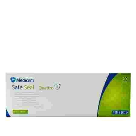 Пакеты Medicom самоклеющиеся для стерилизации Safe Seal Quattro (89*229 мм) 200 шт