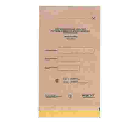 Крафт пакеты Медтест для паровой и воздушной стерилизации, 100х200 мм 100 шт