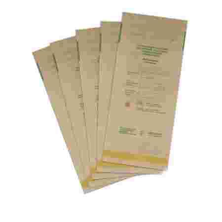 Пакеты Медтест самоклеющиеся  для стерелизации крафт ПБСП - СтериМаг 100*200 1шт (расфасфасовка)