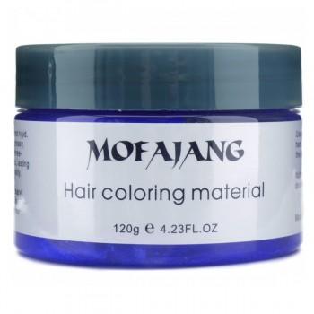 Воск для волос цветной Morgan 120 г (Яркий фиолетовый)