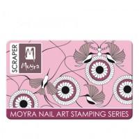 Скребок для стемпинга Moyra (05)