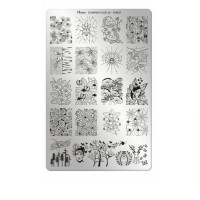 Пластины для стемпинга Moyra (69 Forest)