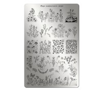Пластины для стемпинга Moyra (91)