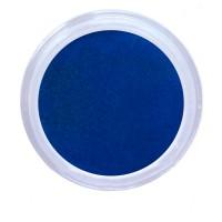 Песок бархатный полимер NailApex синий