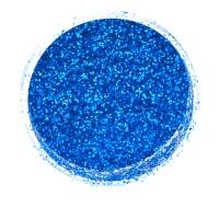 Песок в баночке NailApex 5 г синий