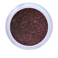 Пигмент цветной NailApex в банке коричневый