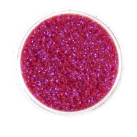 Песок в баночке NailApex 5 г малиново фиолетовый