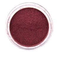 Песок в баночке NailApex 5 г 133 красный темный мелкий