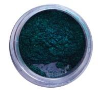 Пудра магнитная для гель-лака NailApex Cosmo new №2 зеленый