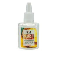 Ремувер для кутикулы щелочной Nila Cuticle Remover Ананас 30 мл