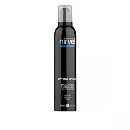 Мусс для волос Nirvel FX Strong 300 мл