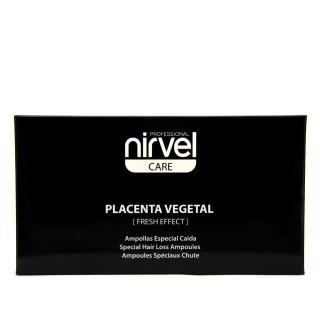 Ампулы для восстановления и укрепления волос Nirvel Placenta Vegetal 10шт*10мл
